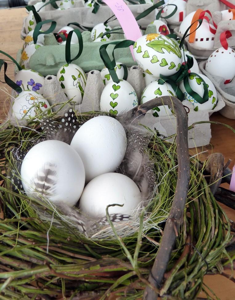 Velikonoce na farmářském trhu