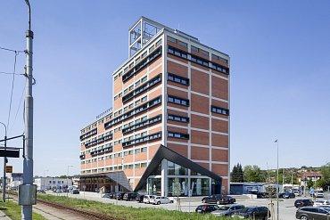 Zlínské datové centrum Silo od společnosti NWT.
