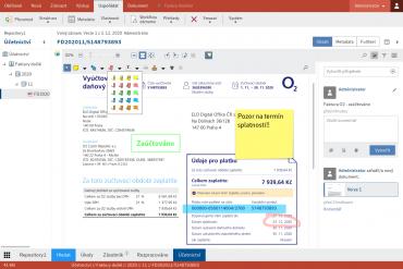 Příklad využití softwaru ELO Digital Office