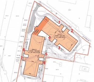 Plány nového datacentra T-Mobilu. Počítá se se dvěmi budovami.