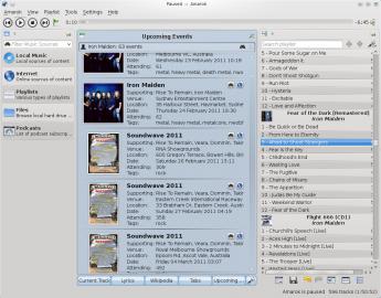 """První betaverze Amarok 2.4 """"Closer"""""""