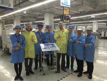 Čeští Angee vyrábí v Číně, proces výběru partnera ale podle nich může být náročný.