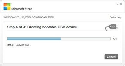 Windows 7 USB/DVD Download Tool vám připraví instalaci Windows na flashdisk