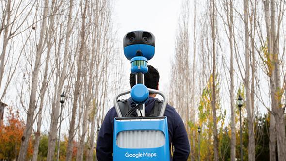 [aktualita] Google v Česku aktualizuje Street View, do ulic vyrazí auta i batohy Trekker