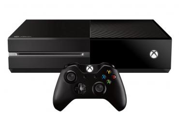 Herní konzole Xbox One.
