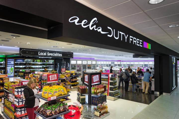 Nový největší duty free obchod v Praze