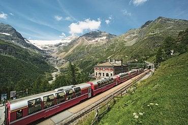 Bernina Express.