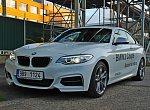 TEST: BMW M235i– radost na ostro