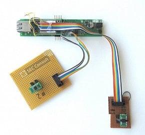 Vyjmutí FLASH paměti z jednotky BiSecur