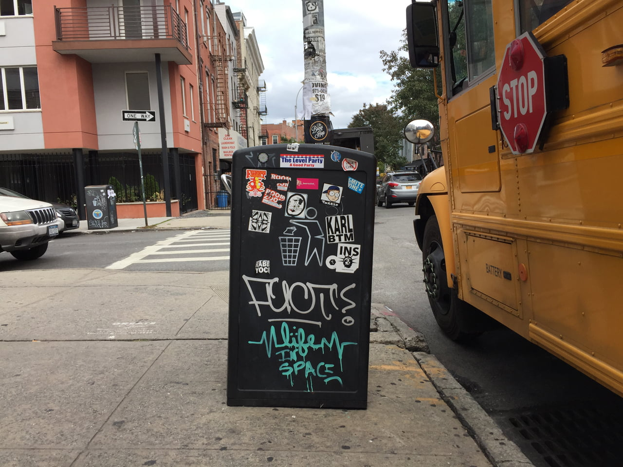 Chytré koše Bigbelly v ulicích New Yorku