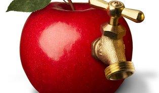 Vědci vyvinuli jablečnou šťávu pro alergiky, trh ale prý nemázájem