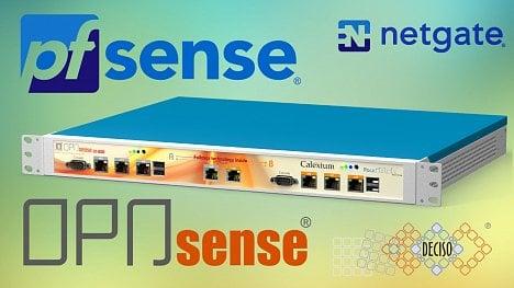Porovnání firewallů pfSense a OPNsense - Root cz