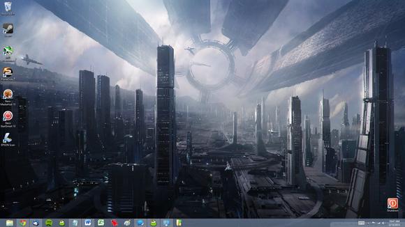 Plocha Windows 8