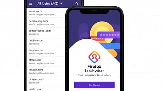Root.cz: Firefox má správce hesel Lockwise