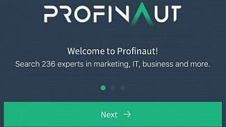 Lupa.cz: Profinaut je aplikace, která hledá přivýdělky