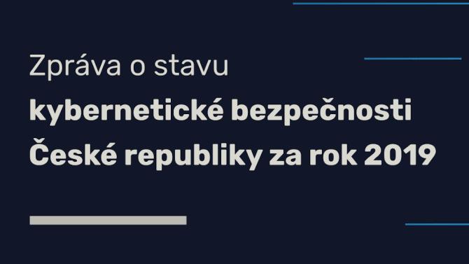 [aktualita] Na Česko útočili Rusové a chybí lidi. NÚKIB vydal zprávu o kyberbezpečnosti