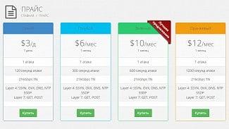 Root.cz: Kolik stojí DDoS? Základní jen pár dolarů