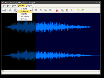 Scalpel Sound Editor