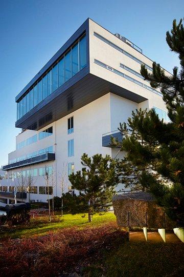 Sídlo TV Nova usiluje o titul Stavba roku 2012