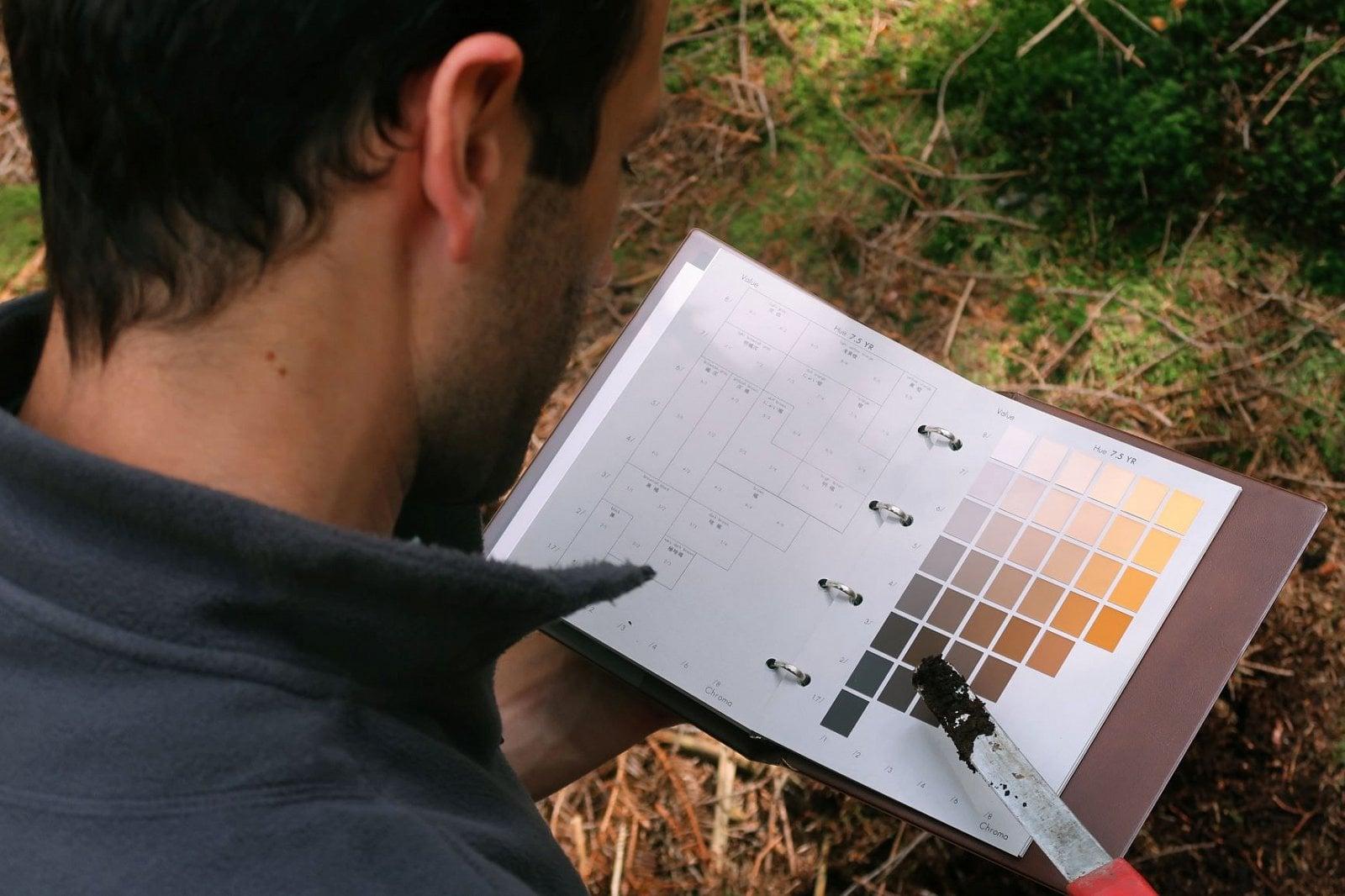 Výzkum kovů v houbách