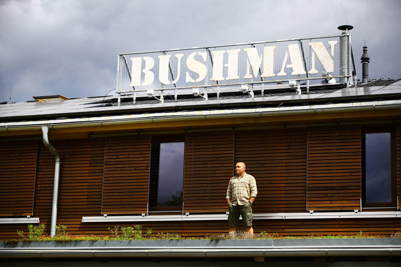 Česká oděvní značka Bushman slaví 20 let.