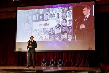Slavnostní vyhlášení soutěže WebTop100 2017