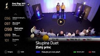 DigiZone.cz: Šlágr TV spustila na satelitu HbbTV