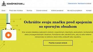 Lupa.cz: Kdo by chtěl inzerovat na konspiračních webech?