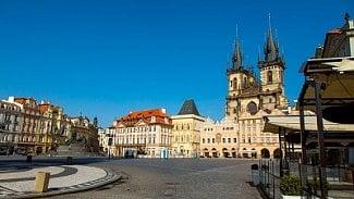 Podnikatel.cz: FOTOGALERIE: Z Prahy je město duchů