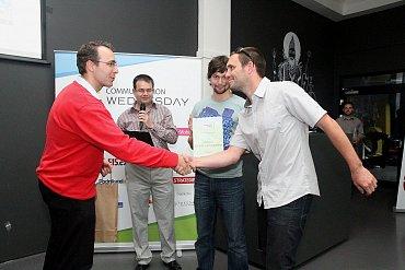 David Drázský (Andoworks) představuje aplikaci Meteor - CHMI meteoradar