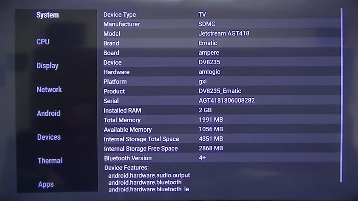 Jetstream - AIDA64 a DRM Info