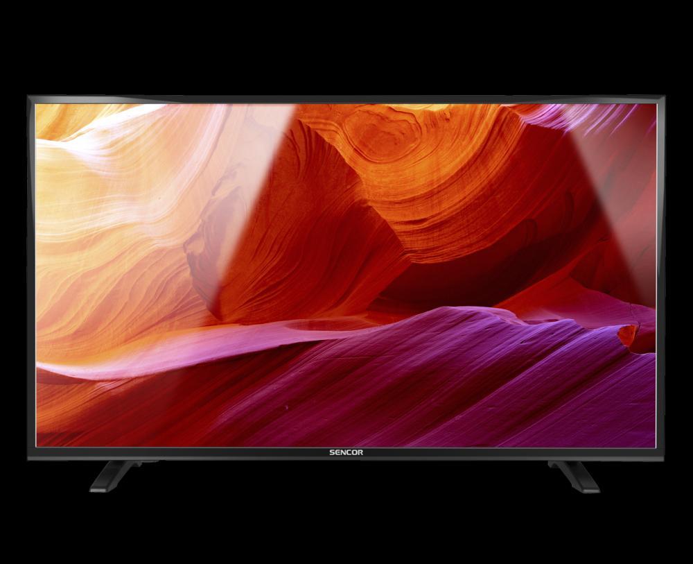 Sencor TV HEVC