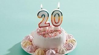 Dort 20 narozeniny