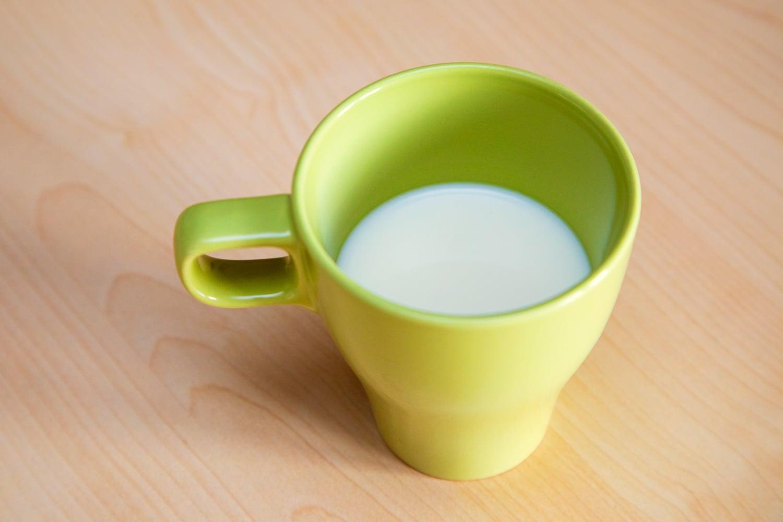 Mléko a mléčné výrobky v dětské výživě