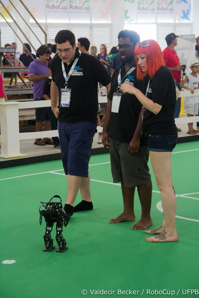RoboCup 2014