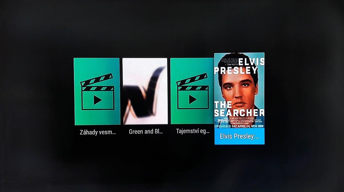SledováníTV - Nahrávky, nahrávání filmů, karta nahrávky