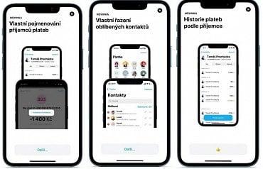 Equa bank přidala do své mobilní aplikace v srpnu několik novinek.
