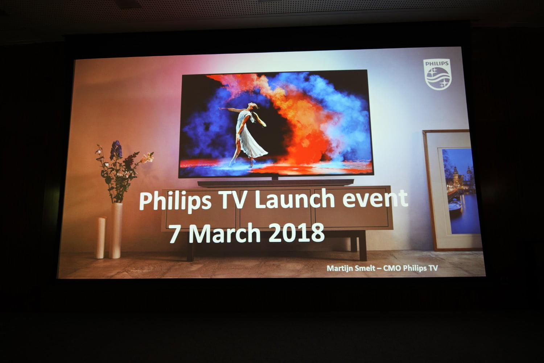 Představení novinek Philips pro rok 2018