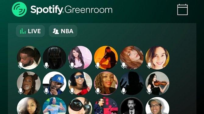 [aktualita] Spotify spouští audiochat Greenroom, další konkurenci Clubhousu či Twitter Spaces