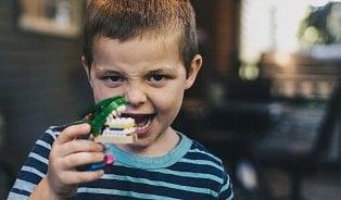 3hlavní důvody, proč se starat omléčné zuby