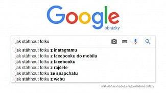 Lupa.cz: Google mění hledání fotek, aby se nekradly