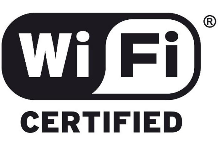 Sdružení Wi-Fi Alliance uděluje toto logo všem výrobkům, které splňují standardy pro vzájemnou komunikaci bezdrátově připojených zařízení. Pokud toto logo na zařízení nenaleznete, ve většině případů to znamená, že výrobce tohoto zařízení nechce platit ani za testování, ani za certifikaci
