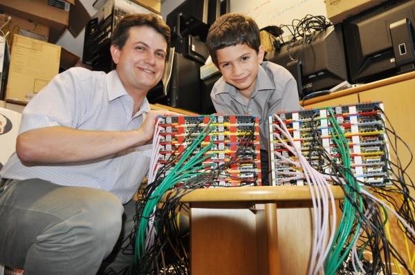 Superpočítač Raspberry Pi Iridis