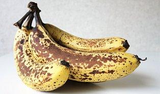 Hnědý banán, dobrý banán