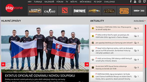 [aktualita] Prima kupuje podíl v PLAYzone.cz a chce ještě více posílit v e-sportech