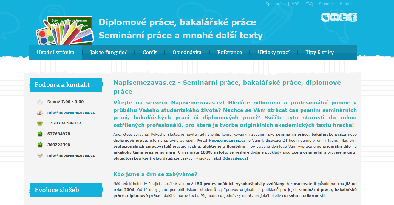 Napisemezavas.cz