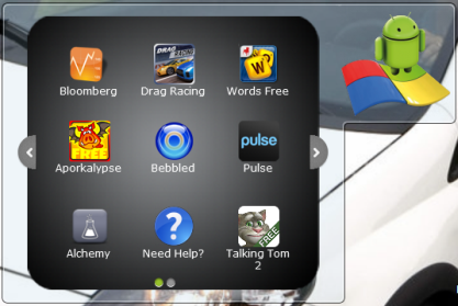 BlueStacks App Player emuluje Android na Windows a iOS