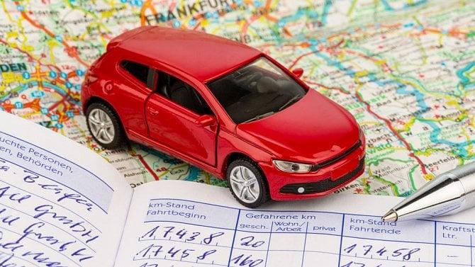 Kniha jízd prostřednictvím GPS. Je vsouladu sochranou osobních údajů?