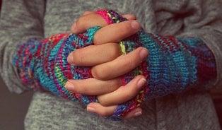 Ruce a nehty si vzimě zaslouží více péče