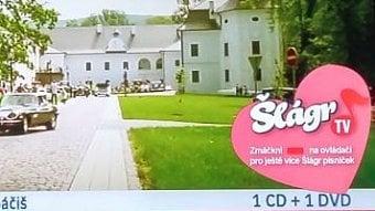 DigiZone.cz: Jak vypadá HbbTV na Šlágr TV?